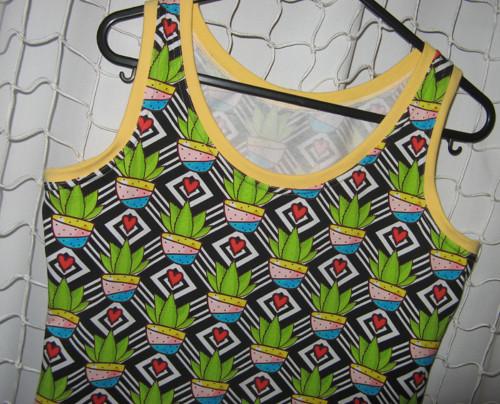 Tílko - kaktusy  :-))