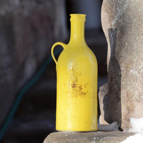 lahev štíhlá Píšťala s hubičkou - Spadané listí