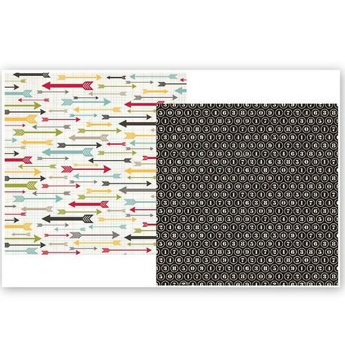 Scrapbookový papír SS / Kolekce 24/7 / Good Stuff