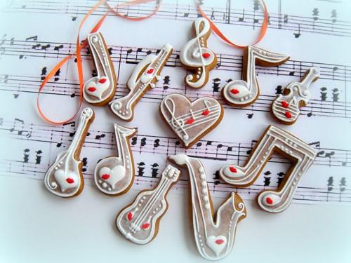 hudební valentýnské vyznání - s pusinkou
