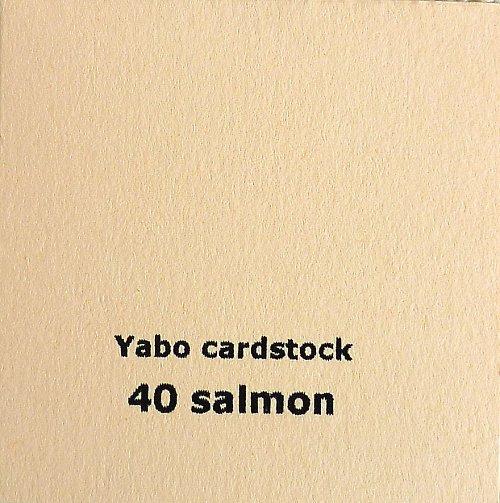 Čtvrtka Yabo - Salmon