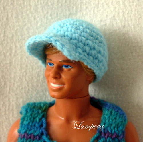Kšiltovka pro Kena