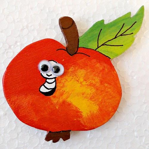 Magnet jablko