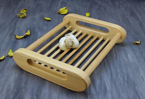 Dřevěná miska na ovoce a potraviny Beata