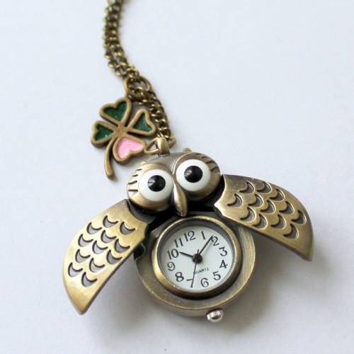 Hůůůůůůůůůůůůů - Bronzové hodinky