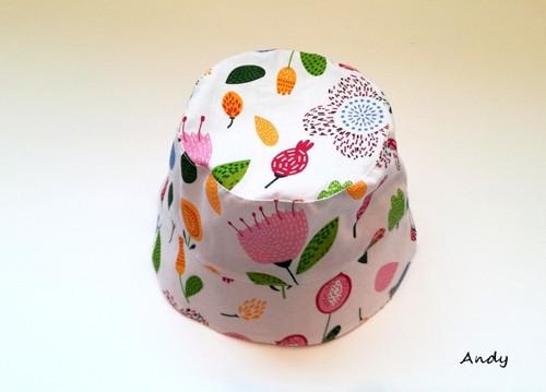 klobouček letní - luční kvítí
