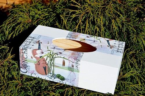 Krabička na kapesníky - koncert