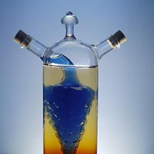 LÁHEV S HROZNEM na oleja ocet nebo na alkohol