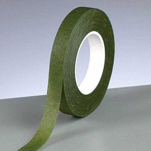 Floristická páska / Zelená