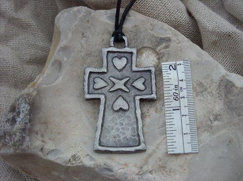 Kříž zdobený