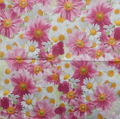 Koberec z květů A 683