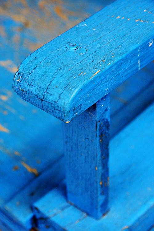 "Fotografie \""Modrý detail\"""