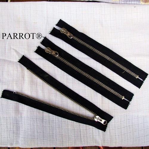 Riflový zip - WICO - 3 ks....prodej  PARROT®