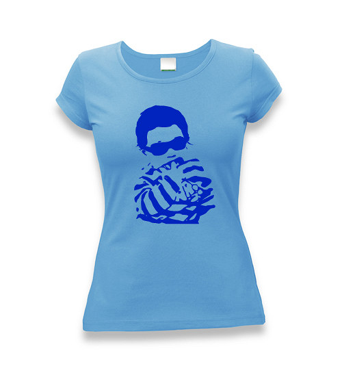 Baby boss - dámské tričko s potiskem