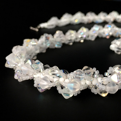 Svatební šperky: 3 dílná sada VIRGINIA