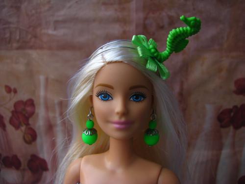 Čelenka pro Barbie nebo Monster High - koník