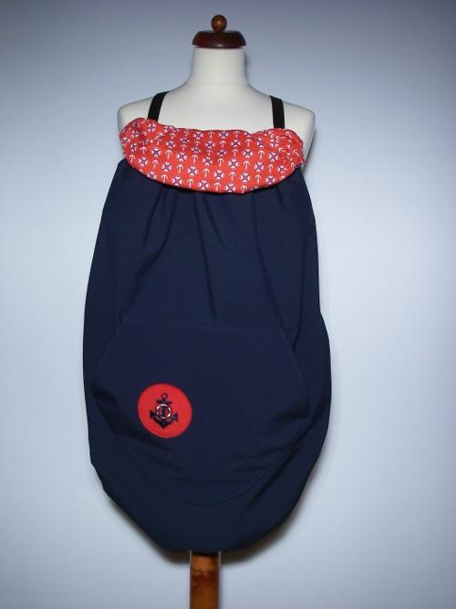 CELOROČNÍ kapsa pro námořníky :-)