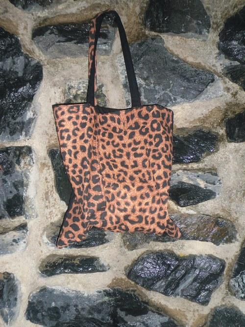 Leopardí taška