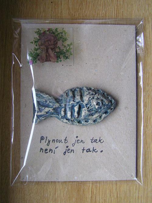 Přání s rybou