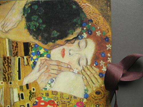 The Kiss, G. Klimt