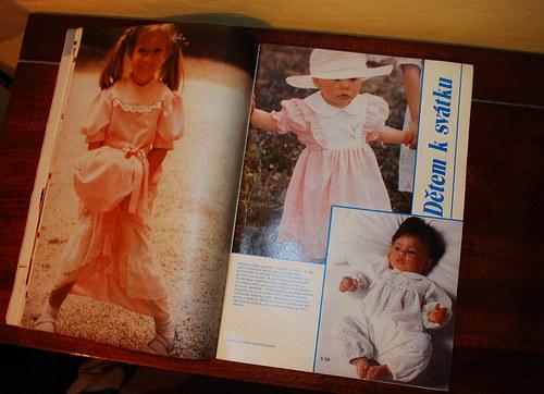 Časopi Žena a móda 1989