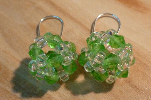 Zelené koulení