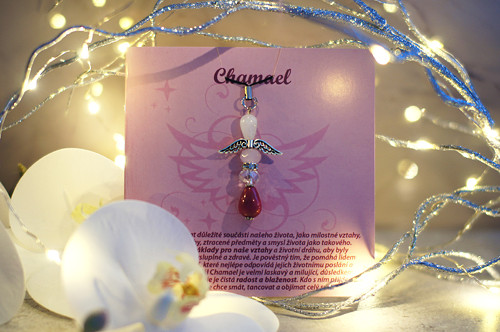 Andělská přání - Chamael s poutkem