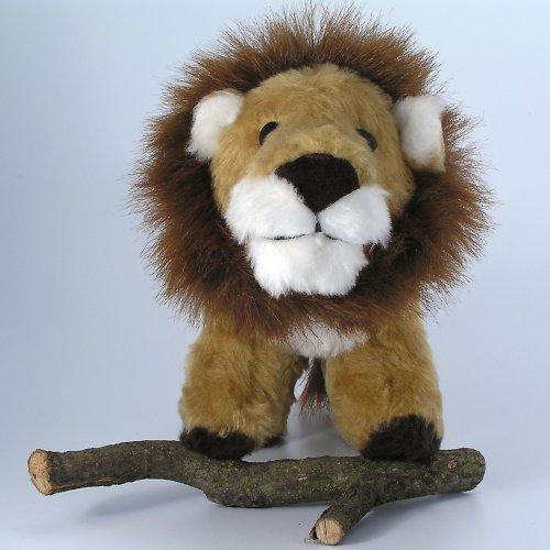 Lvíček Uá  - autorská hračka