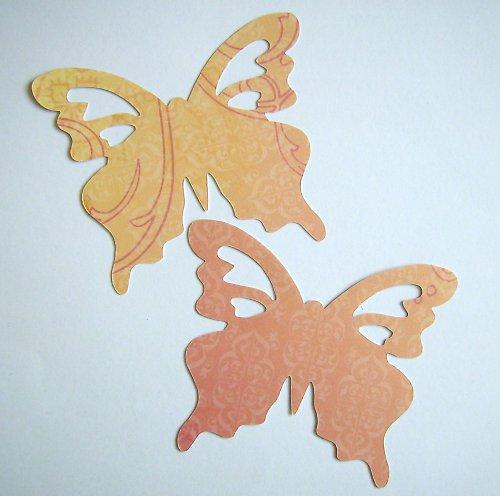 Velcí Motýli - Výseky z BS 2ks