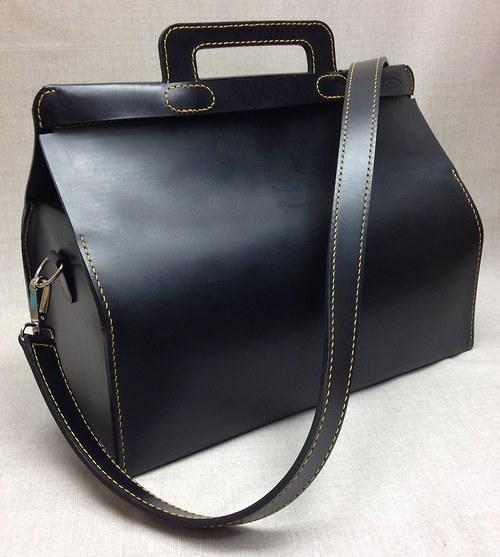 Dámská kabelka - svačinovka XL