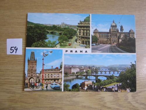 pohlednice prošla praha/54