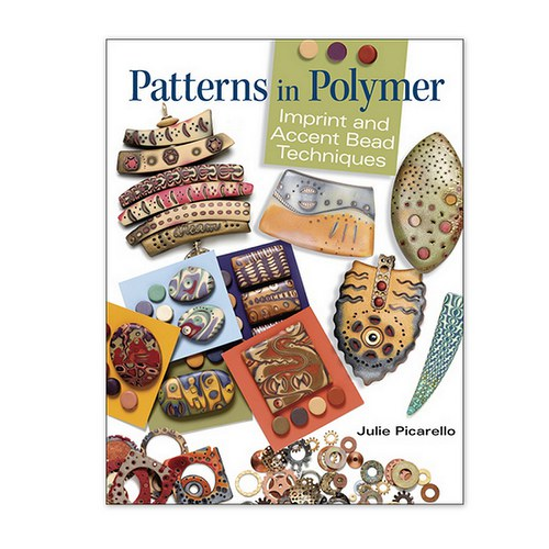 Picarello, Julie: Patterns in Polymer / kniha