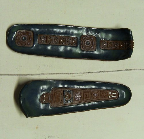 podložka na vonné tyčky podélná