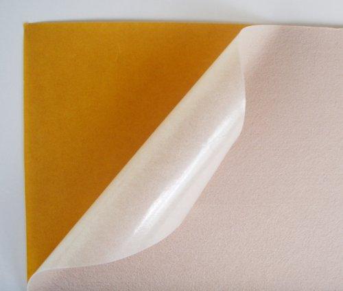 Samolepicí plsť barva č. 15 - světle tělová