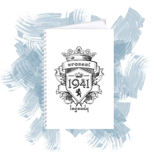 Zápisník s motivem - zrození legendy 6