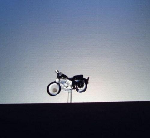 KARAFA S CHOPPREM-MOTORKOU  0,5 l