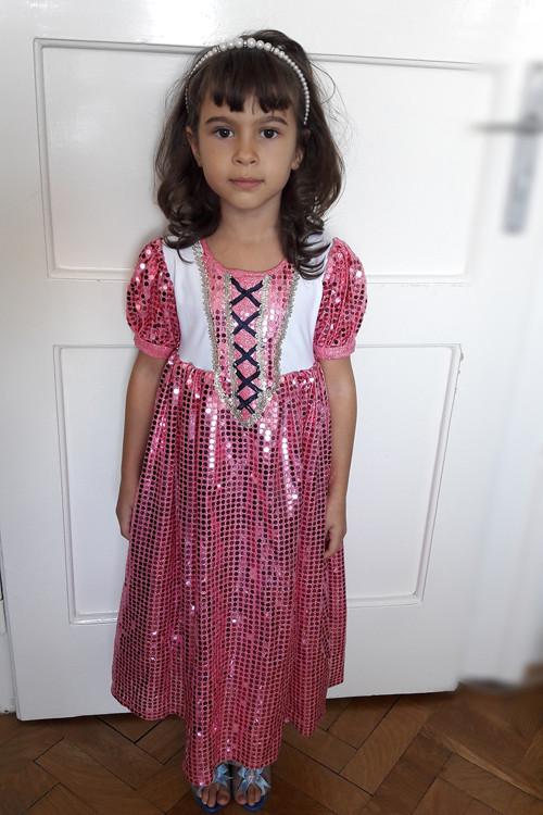 4a2f8ef4369a Šaty pro princeznu Růženka   Zboží prodejce La Romantica