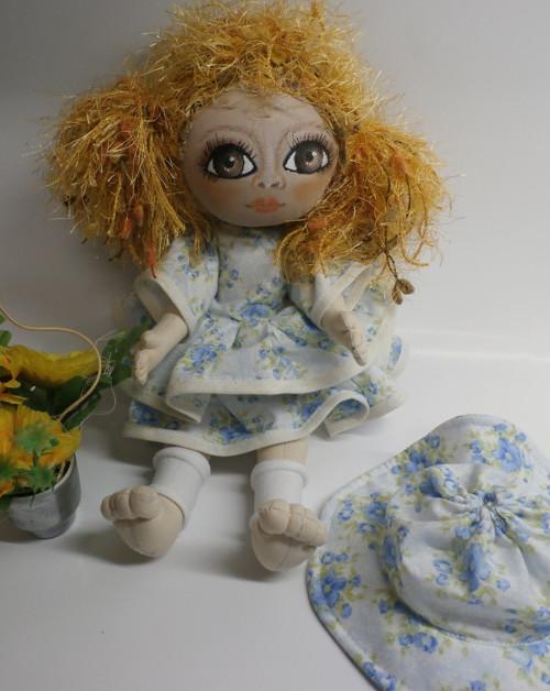 Culíkatá panenka