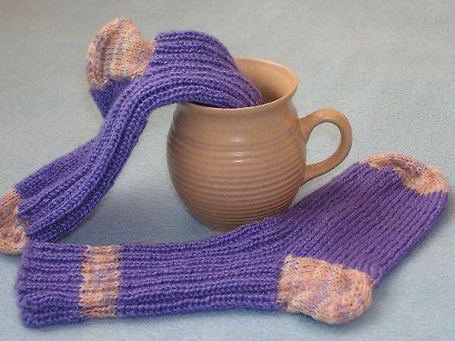 Teploučko z fialek vel.30-32