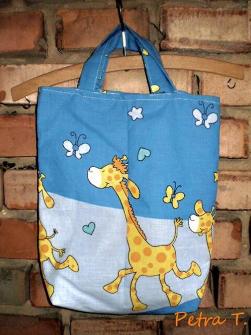 Taška žirafa