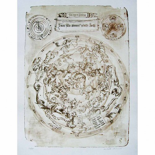 Astrologická mapa