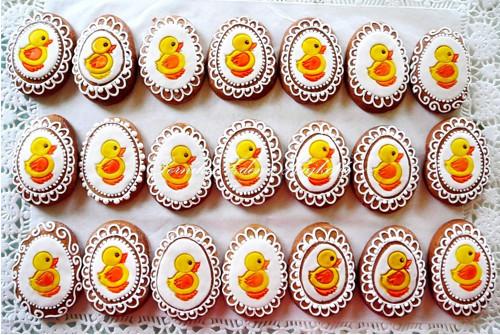 Velikonoční vajíčko barevné