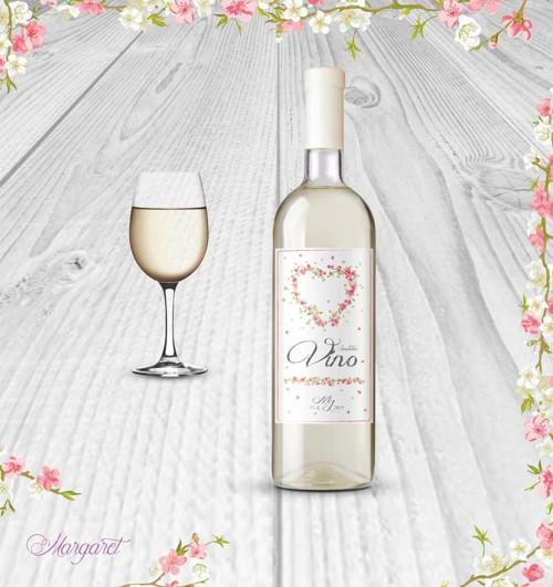 Etiketa na víno č.2 - SK02