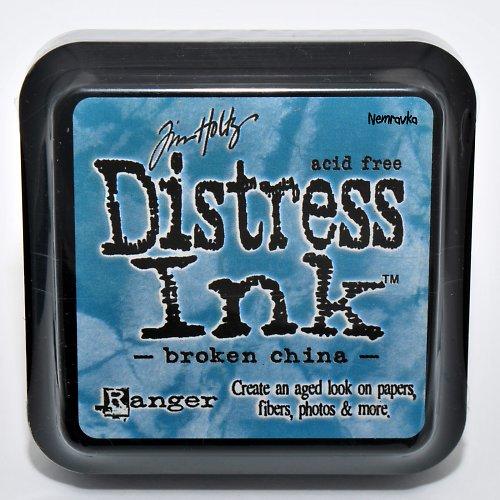 Inkoustový polštářek Distress / Broken China