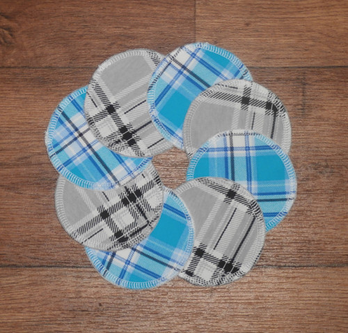 Bavlněné odličovací tamponky - 8ks