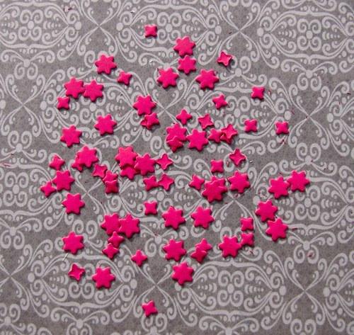 Květinky mini - velká sada - 70 ks