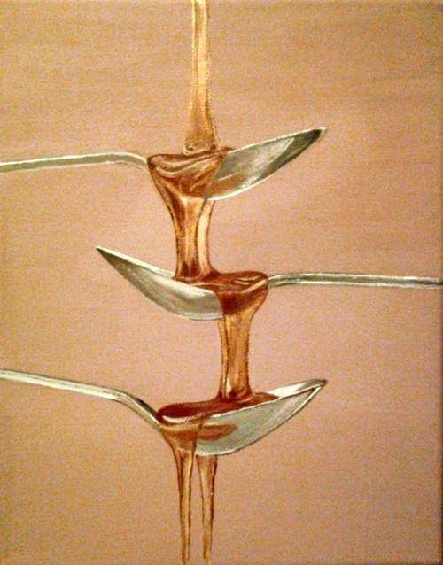 Medové lžíčky