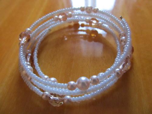 Náramek - perleťový