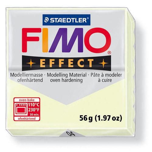 Fimo effect svítící ve tmě 04