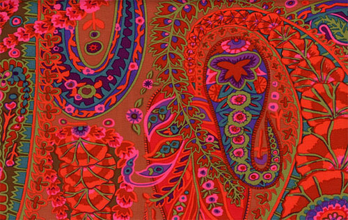 Kaffe Fassett Paisley Jungle Rustical